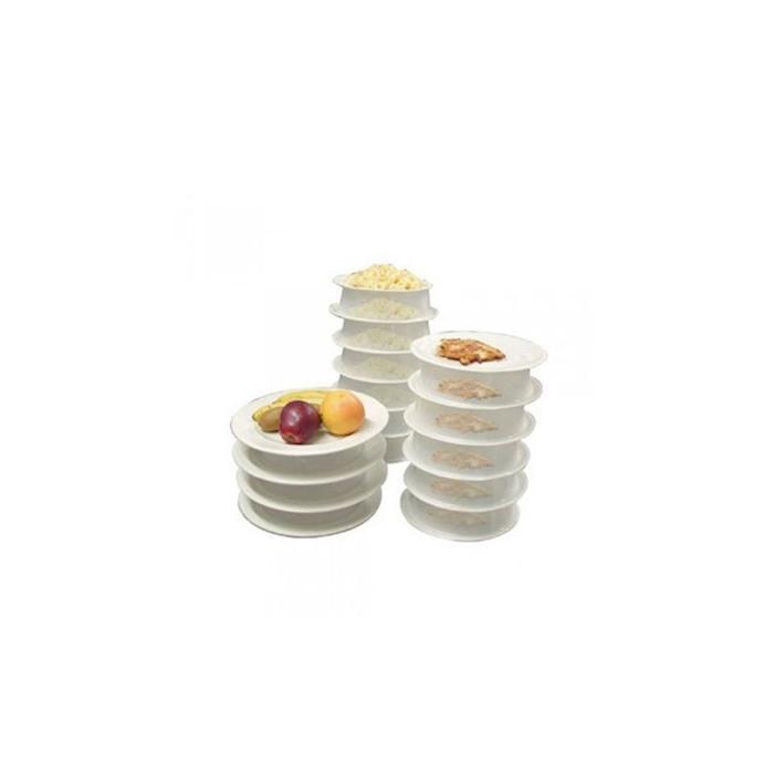 Anelli Distanziatori per piatti in plastica