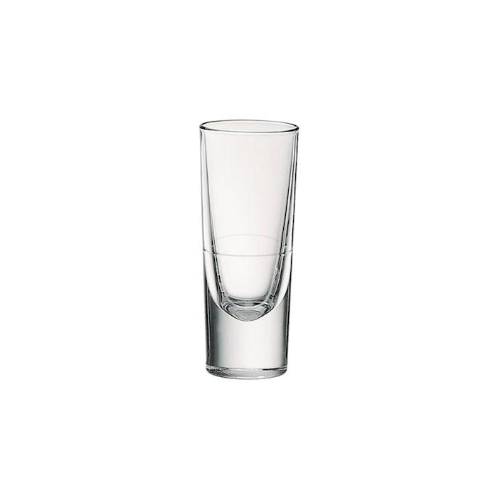 Bicchiere Rocky Borgonovo in vetro cl 15