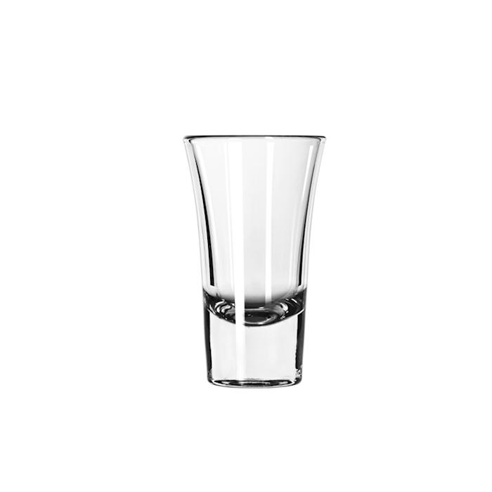 Bicchiere liquore Junior shot Borgonovo in vetro cl 3,5
