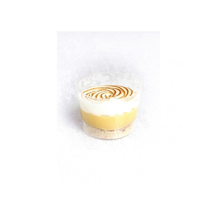 Bicchiere bodega monouso trasparente in polistirene cl 20