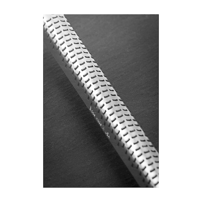 Grattugia spezie Microplane in acciaio inox cm 22,6