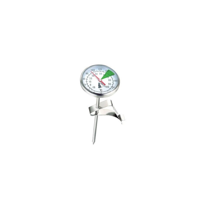 Termometro per latte Motta in acciaio