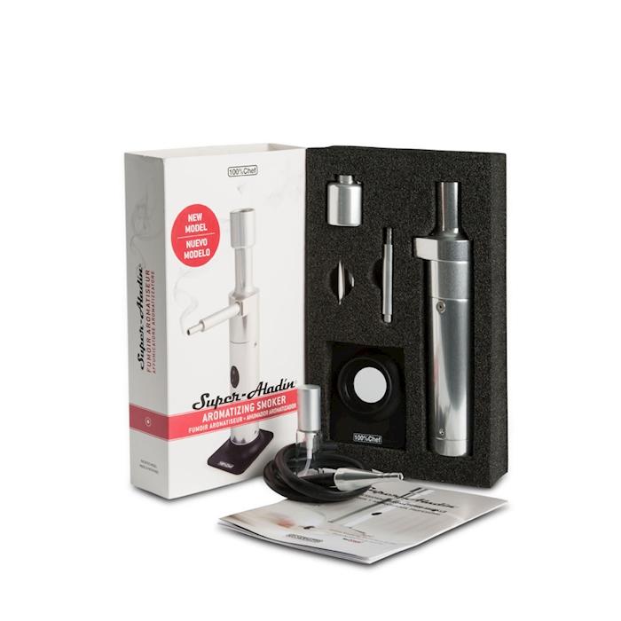 Affumicatore Istantaneo Super-Aladin 100% Chef