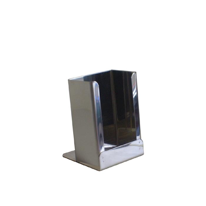 Portatovaglioli in acciaio inox cm 12,7x5,4