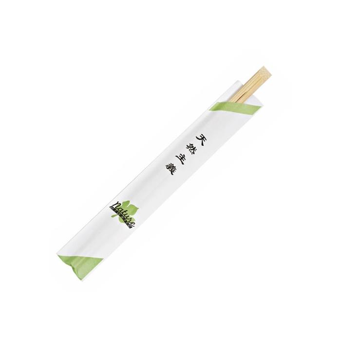 Bacchette cinesi in bamboo monouso cm 24