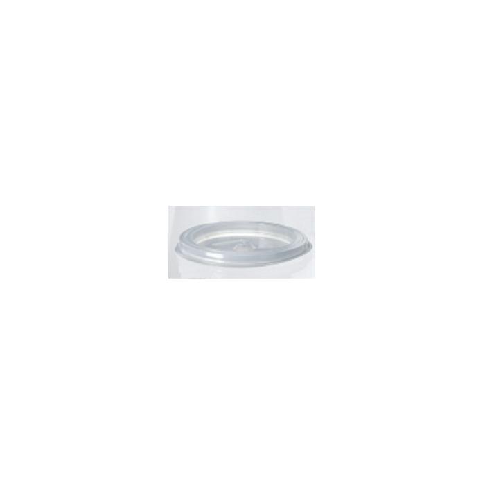 Coperchio monouso in polistirolo per bicchiere caffè cm 5,7