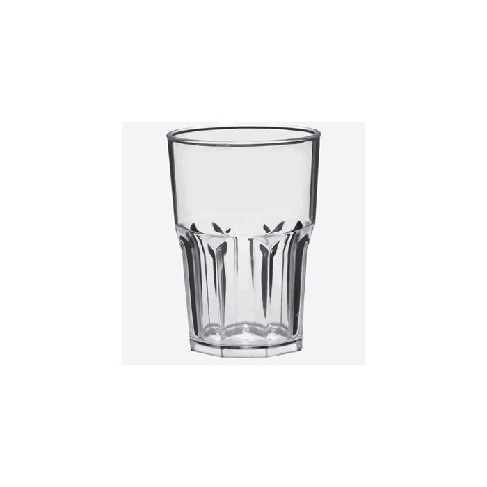 Bicchiere SAN granity trasparente 40 cl