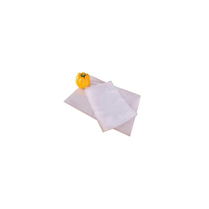 Sacchetti sottovuoto Undivac in plastica liscia trasparente cm 25x35
