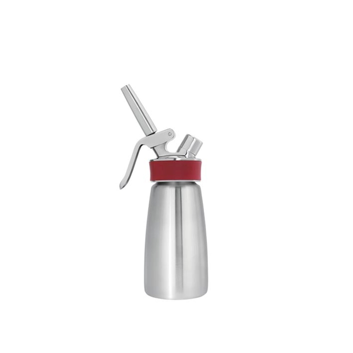 Sifone Gourmet Whip Plus iSi acciaio inox 250ml
