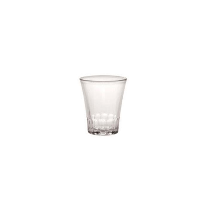Bicchiere Amalfi in vetro cl 9