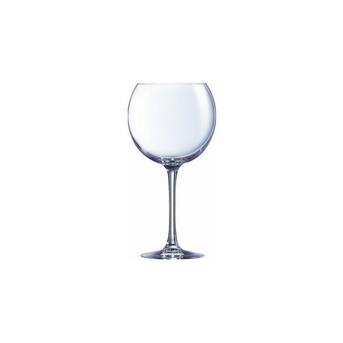 Calice Vino Rosso Ballon Cabernet Arcoroc in vetro cl 58
