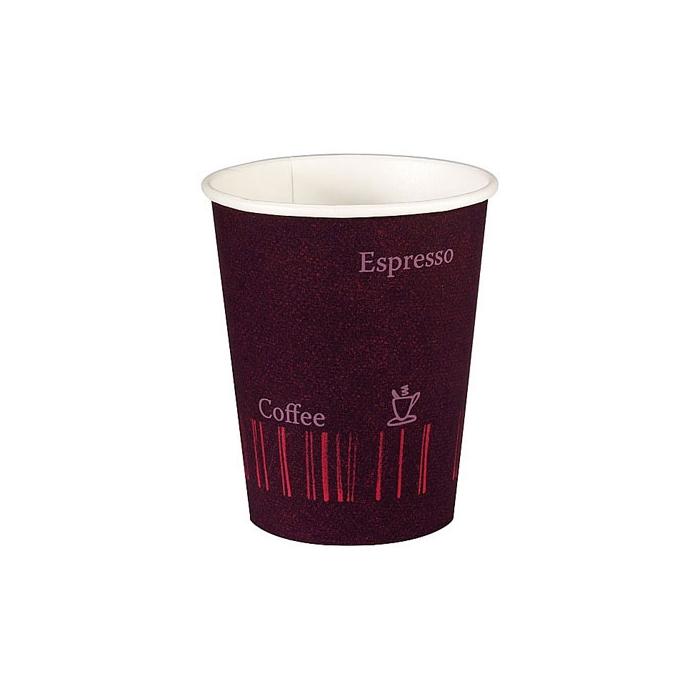 Bicchiere caffè Coffee Quick Duni in cartone viola cl 47