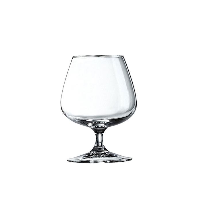 Calice degustazione Brandy Cognac Arcoroc in vetro cl 41