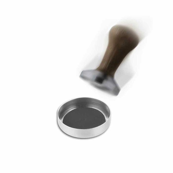 Porta pressino in acciaio inox