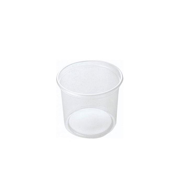 Coppette Delipack Duni trasparenti in polipropilene cl 50