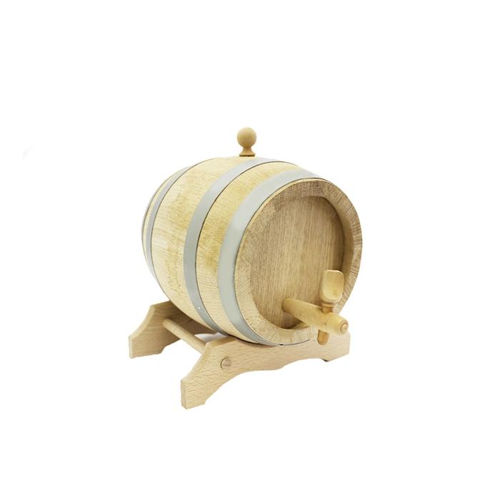 Botticella in legno di quercia lt 5
