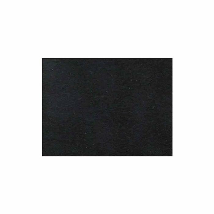 Tovaglietta in carta paglia nera cm 30x40