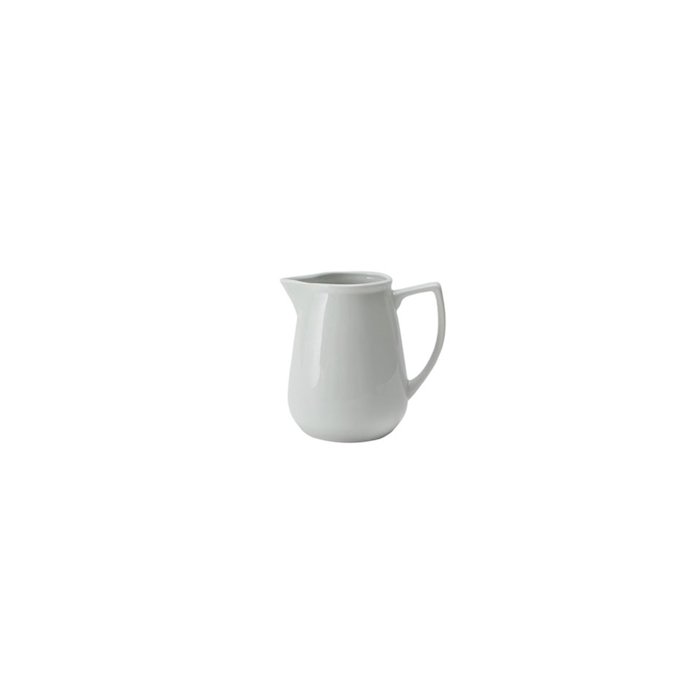 Lattiera Roma Saturnia in porcellana bianca cl 13