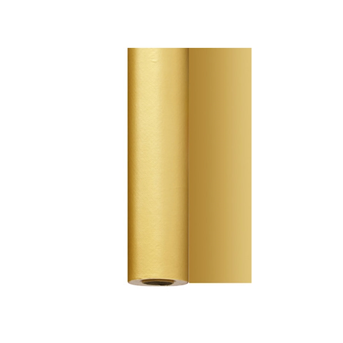 Rotolo Duni Dunisilk® in carta oro mt 1,25x25