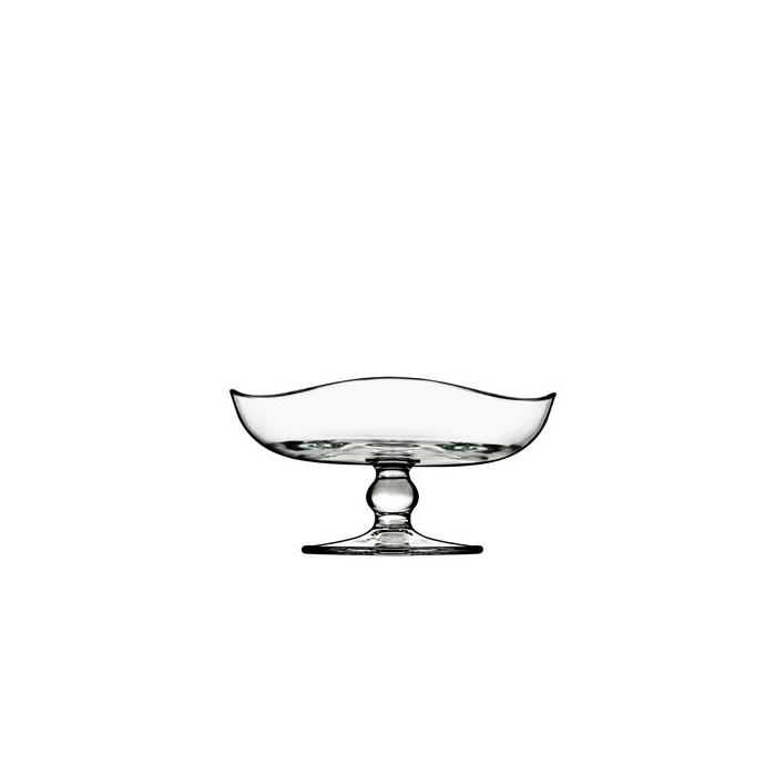 Alzatina toscana con piede in vetro 266970 - RGMania