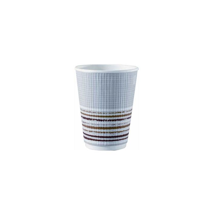 Bicchiere bibita monouso Triple wall Duni con decoro 35 cl
