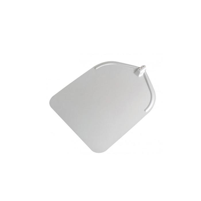 Pala per pizza rettangolare liscia in alluminio 41 cm Stil Casa
