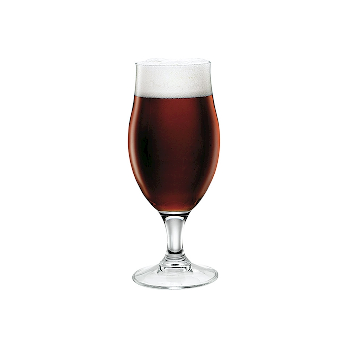 Calice birra Executive Bormioli Rocco in vetro cl 39