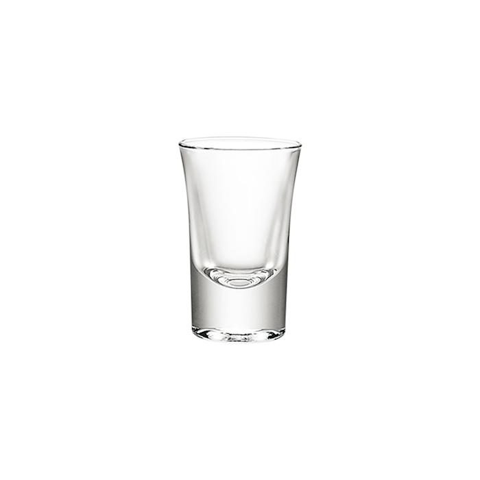 Bicchiere Dublino Bormioli Rocco in vetro cl 3,4