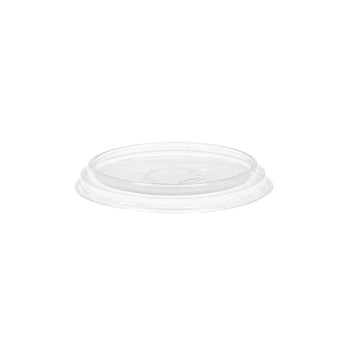 Coperchio monouso Duni in apet trasparente per coppetta dessert cm 9