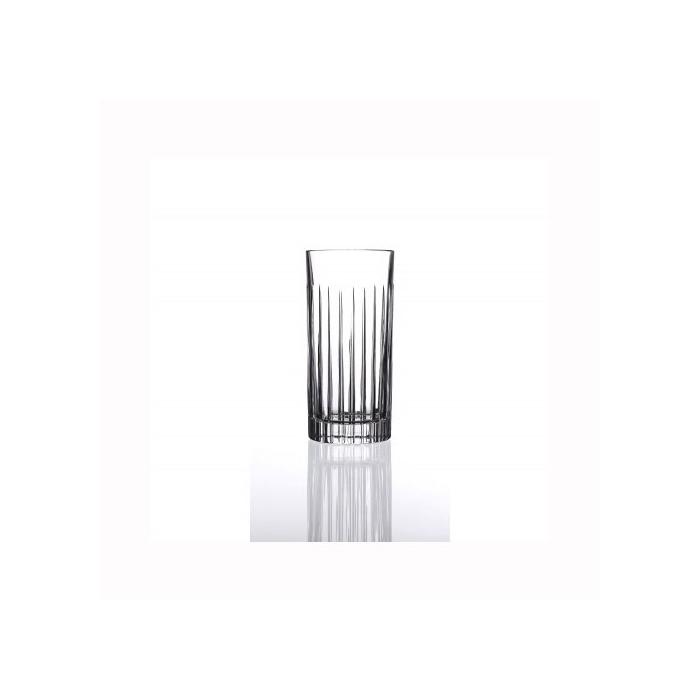 Bicchiere RCR Timeless in vetro lavorato cl 44