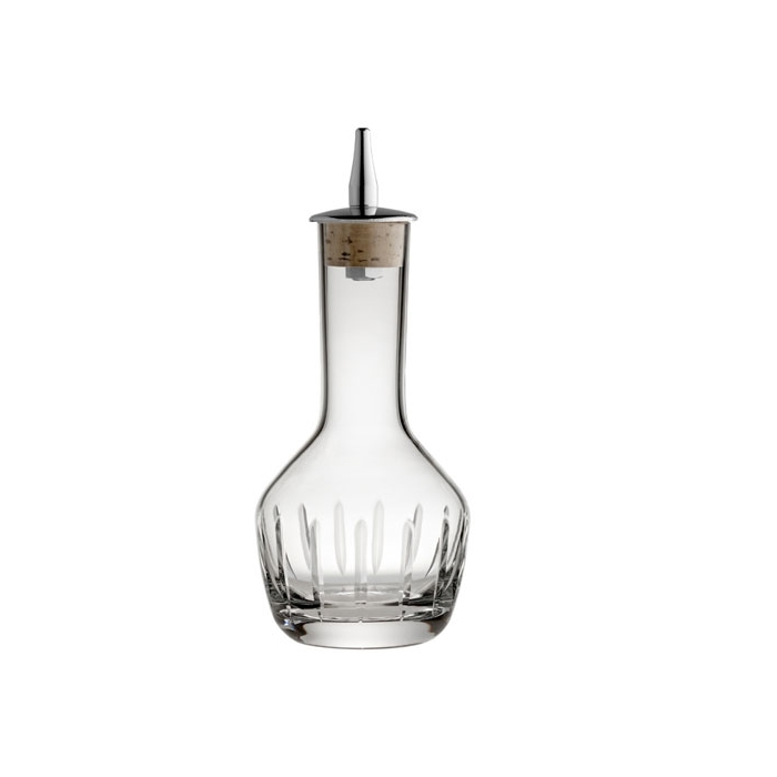 Bottiglia angostura Elisa Urban Bar in vetro cl 9