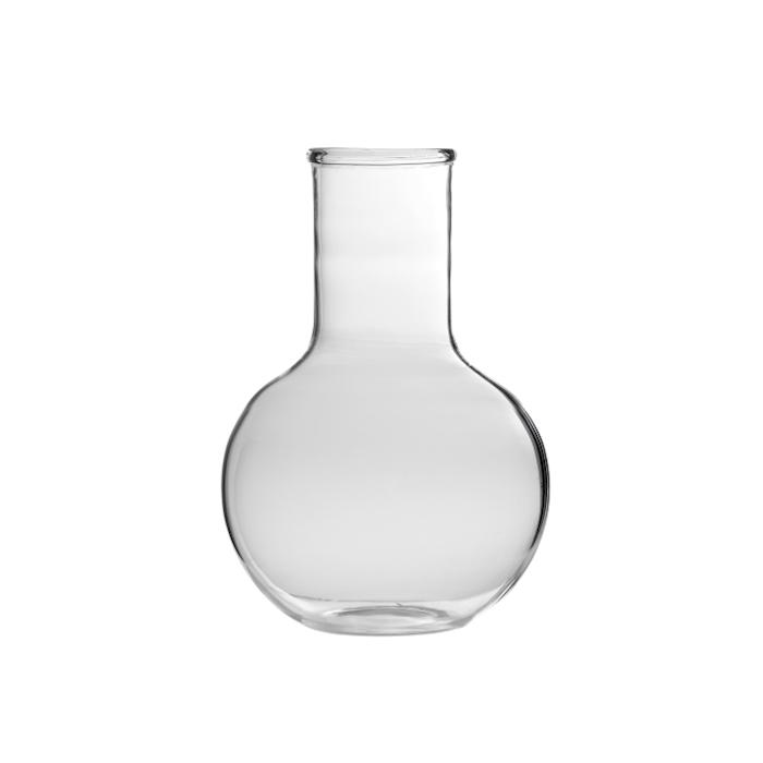Ampolla Florence in vetro trasparente lt 1