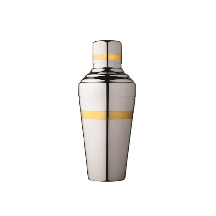 Shaker Baron Yukiwa Urban Bar 3 pezzi in acciaio inox lucido cl 51
