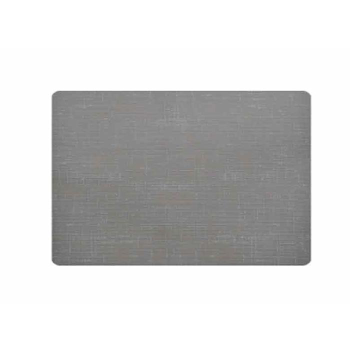 Tovagliette Granite Duni in silicone grigio cm 45x30