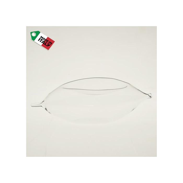 Piatto Cipolla in vetro soffiato cm 31