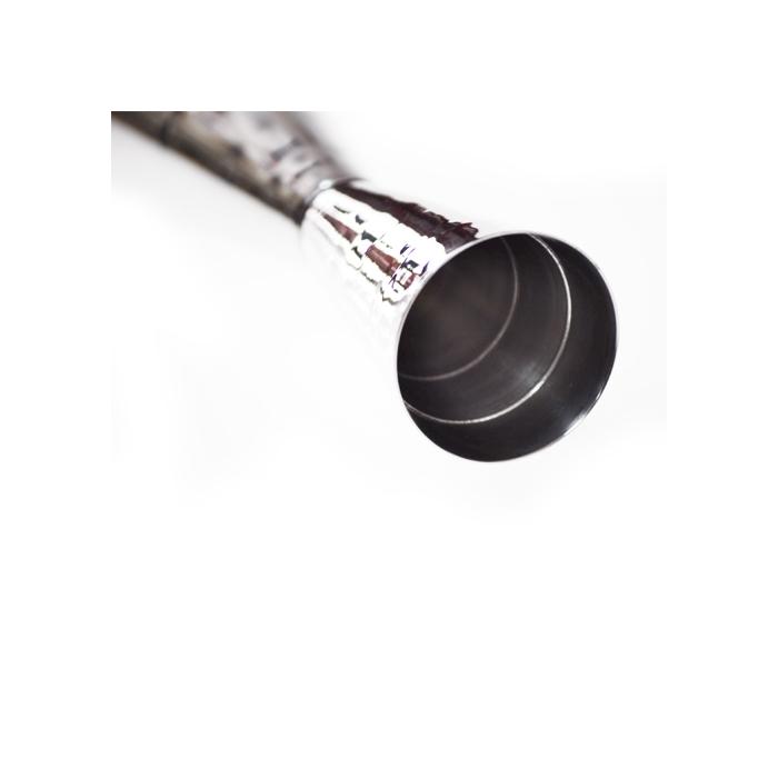 Misurino Jigger slim in acciao inox lucido in oz