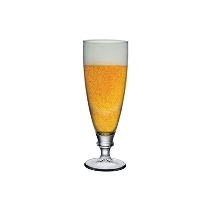Bicchiere birra Harmonia Bormioli Rocco in vetro cl 27,5