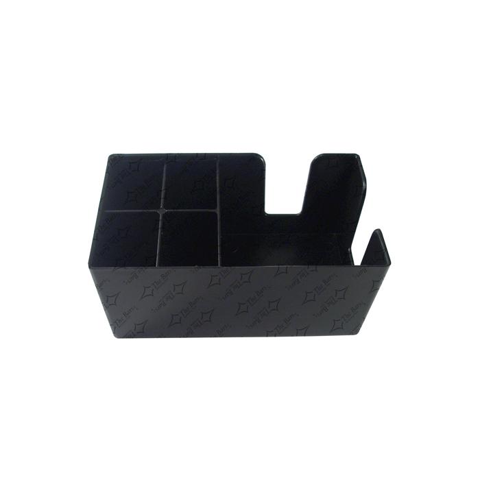 Bar Caddy in policarbonato nero