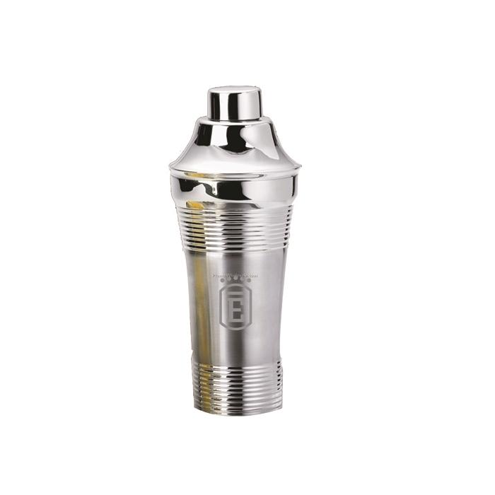 Shaker Opulence 3 pezzi in acciaio inox cl 60