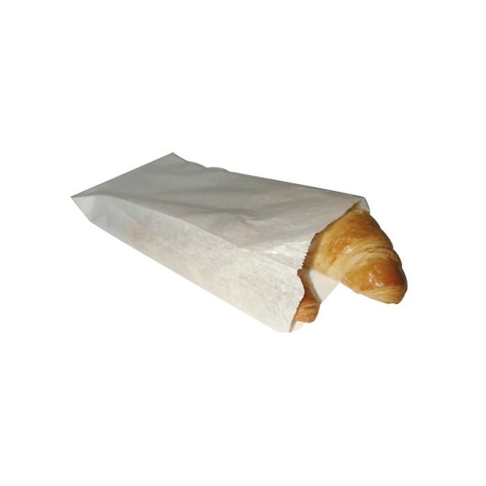 Sacchetti per alimenti in carta bianco cm 34 x 18