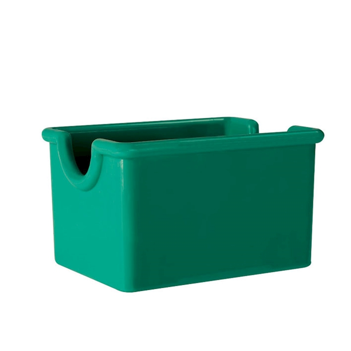 Porta bustine in san verde cm 8,9X6,4X5,1