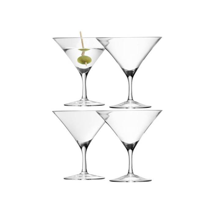 Coppa Martini Bar LSA in vetro cl 18