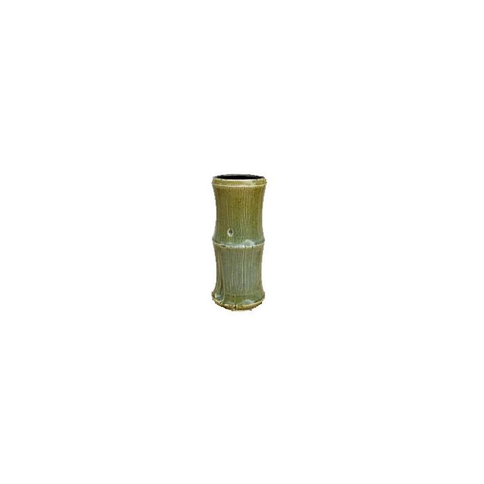 Tiki bamboo in ceramica verde cl 35