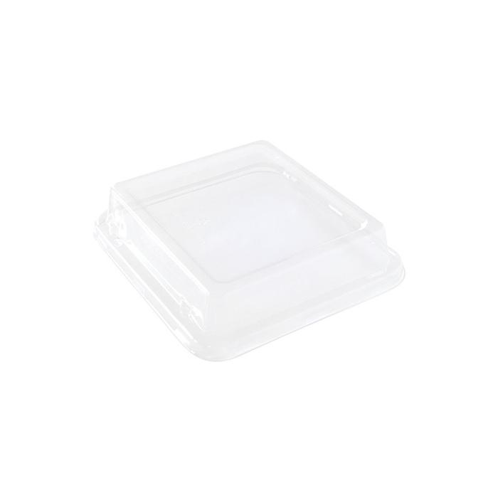 Coperchi in plastica Duni per asporto cm 23,5 x 21