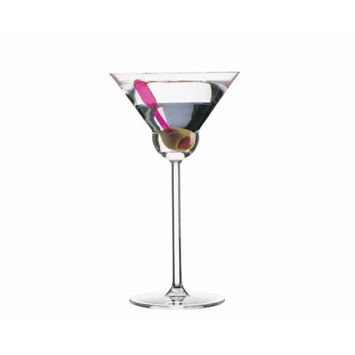 Coppa Martini Fusion Pasabahce in vetro trasparente cl 20