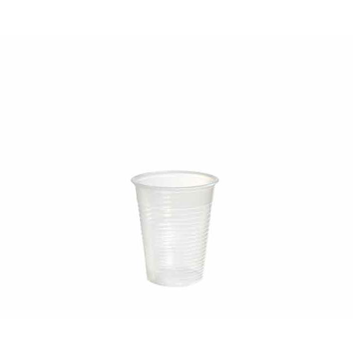 Bicchieri Polipropilene trasparente cl 23