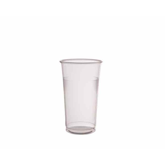 Bicchieri Polipropilene trasparente cl 50