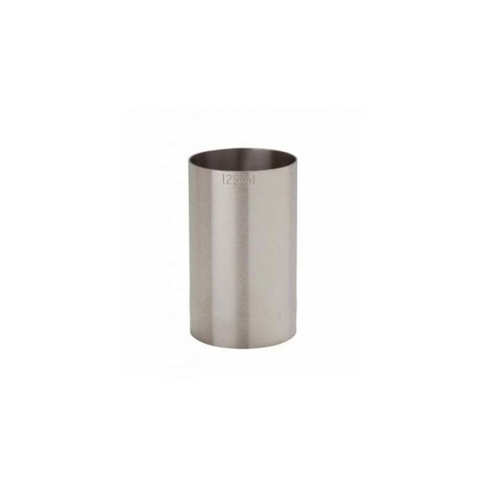 Misurino jigger thimble in acciaio inox cl 12,5