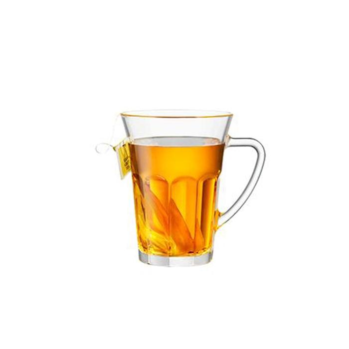 Bicchiere Mug Siena in vetro cl 25