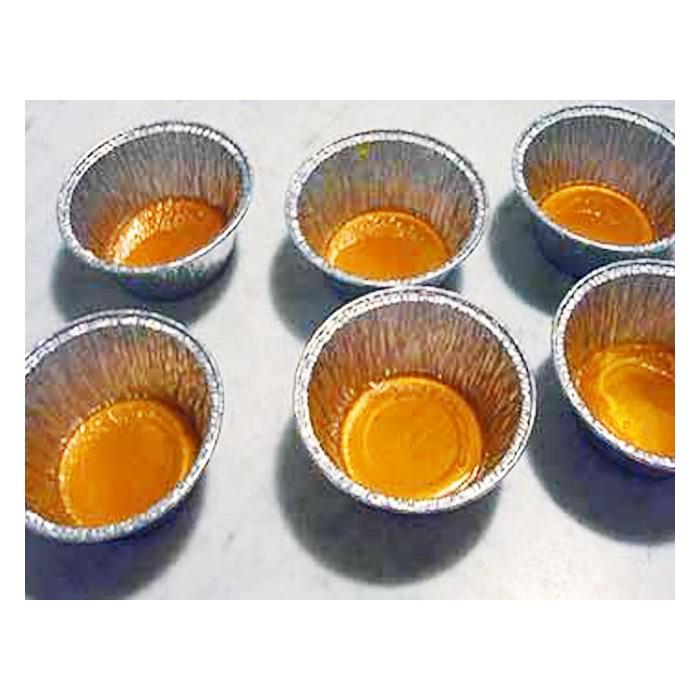 Stampi creme caramel in alluminio cm 10,5x2